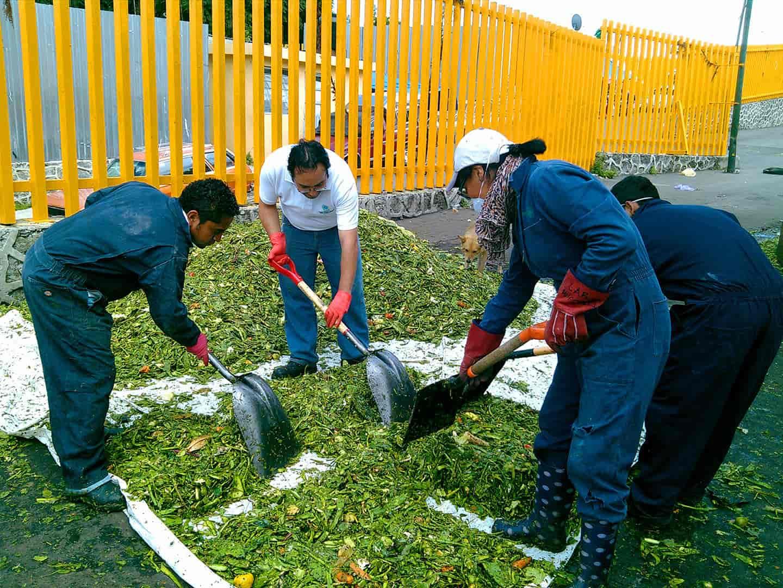 aprovechamiento residuos nuestras causas medio ambiente energía