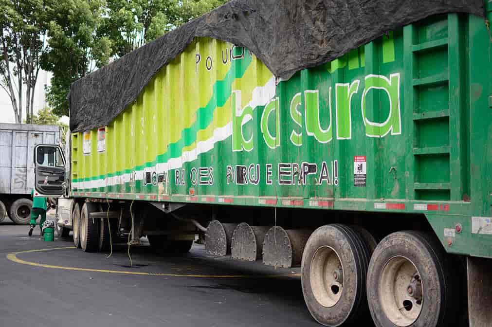 reciclaje medio ambiente energía