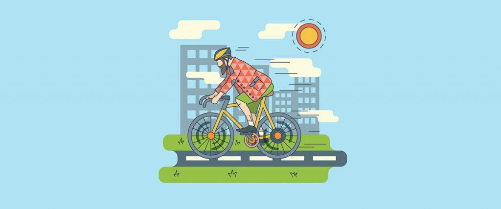 bicicleta suema