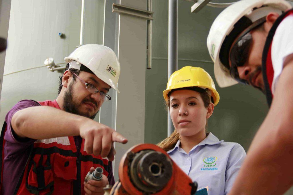 desarrollo talento suema medio ambiente energía